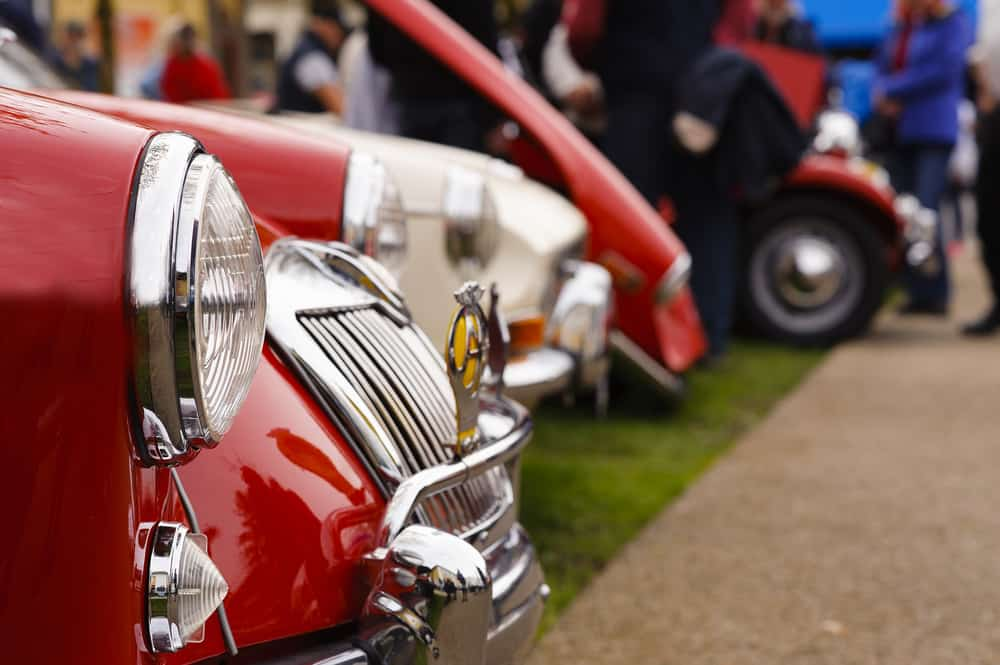 Getting Back on the Road – Classic Car Insurance